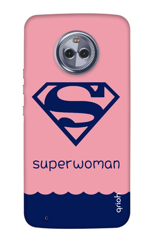 Be a Superwoman Motorola Moto G6 Cases & Covers Online