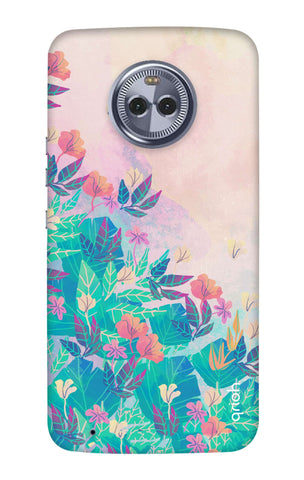 Flower Sky Motorola Moto G6 Cases & Covers Online
