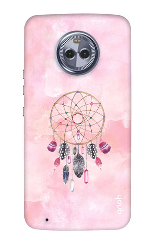 Pink Dreamcatcher Motorola Moto G6 Cases & Covers Online