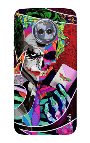 Color Pop Joker Motorola Moto G6 Cases & Covers Online