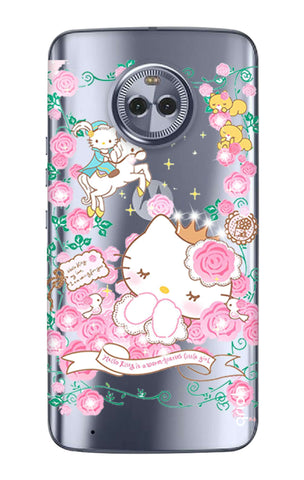 Sleepy Kitty Motorola Moto G6  Cases & Covers Online