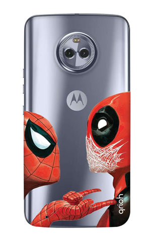 Sup Deadpool Motorola Moto G6  Cases & Covers Online