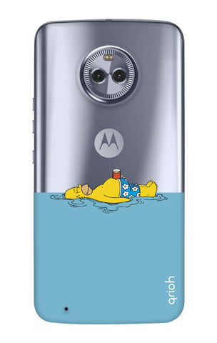 Simpson Chill Motorola Moto G6  Cases & Covers Online