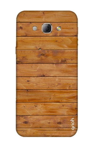 Natural Wood Samsung A8 Cases & Covers Online