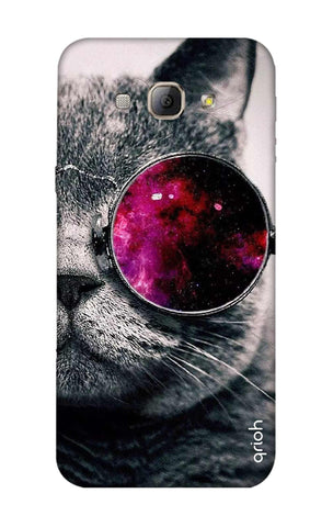 Curious Cat Samsung A8 Cases & Covers Online
