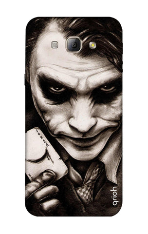 Why So Serious Samsung A8 Cases & Covers Online