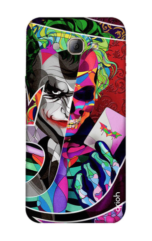Color Pop Joker Samsung A8 Cases & Covers Online