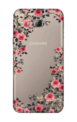 Floral French Samsung A8 Cases & Covers Online