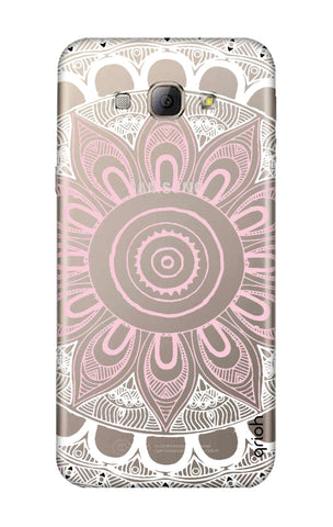 Pink Mandala Samsung A8 Cases & Covers Online