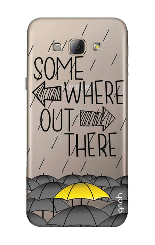 Somewhere Out There Samsung A8 Cases & Covers Online