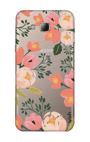 Painted Flora Samsung A8 Cases & Covers Online