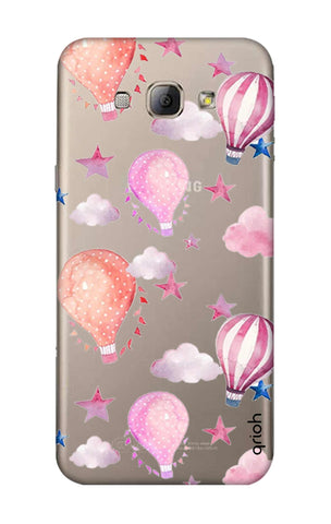Flying Balloons Samsung A8 Cases & Covers Online