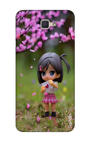 Cute Girl Samsung J7 NXT Cases & Covers Online