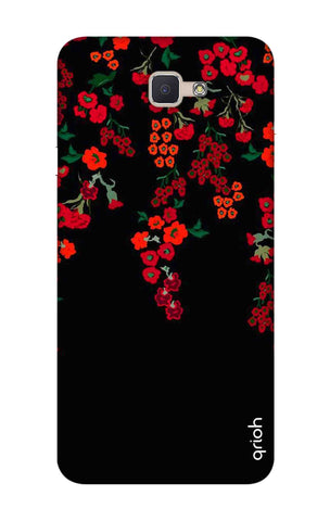 Floral Deco Samsung J7 NXT Cases & Covers Online