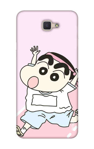 Running Cartoon Samsung J7 NXT Cases & Covers Online