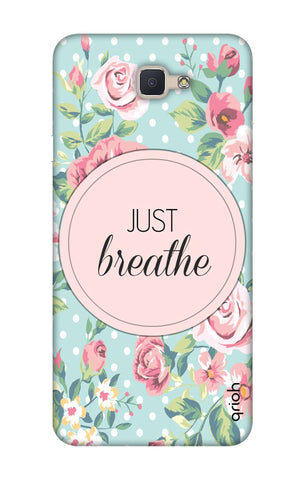 Vintage Just Breathe Samsung J7 NXT Cases & Covers Online