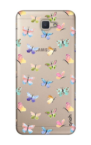 Painted Butterflies Samsung J7 NXT  Cases & Covers Online