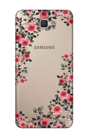 Floral French Samsung J7 NXT  Cases & Covers Online