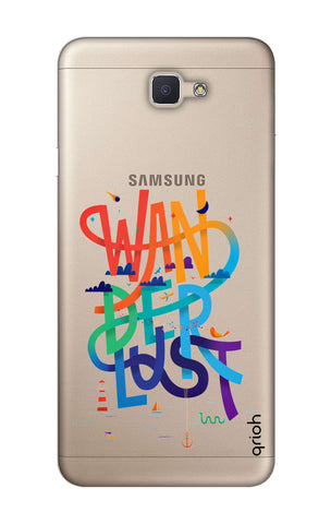 Wanderlust Colourful Samsung J7 NXT  Cases & Covers Online