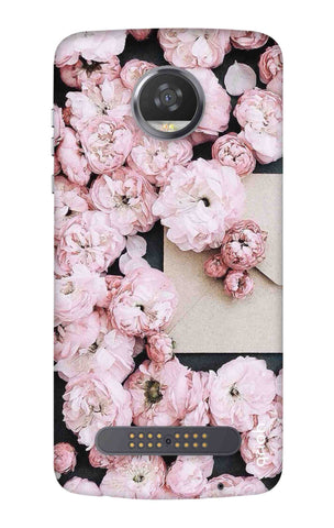 Roses All Over Motorola Moto Z3 Play Cases & Covers Online