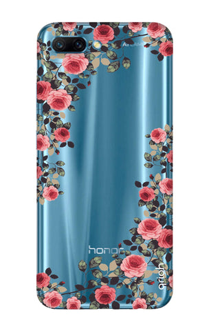 Floral French Honor 10  Cases & Covers Online