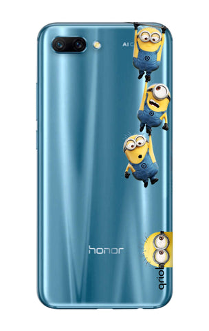 Falling Minions Honor 10  Cases & Covers Online