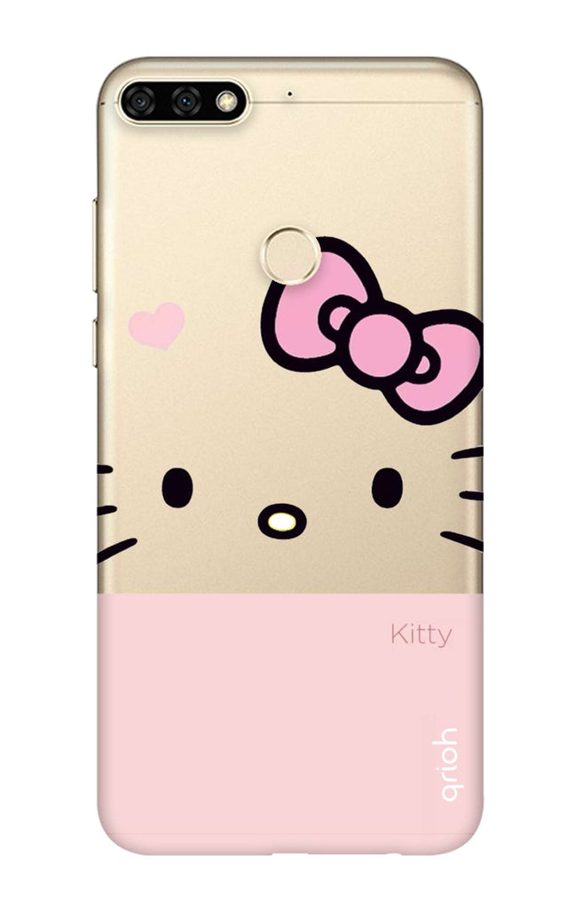 c98aa0506bb Hello Kitty Honor 7C Back Cover - Flat 35% Off On Honor 7C Covers –  Qrioh.com