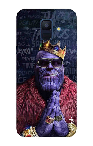 Blue Villain Samsung A6 Cases & Covers Online
