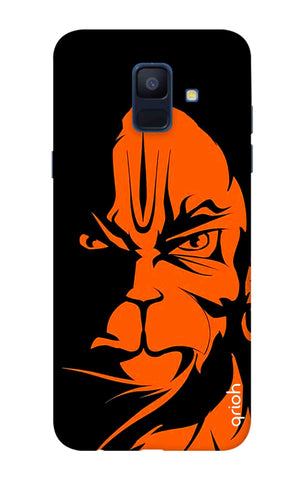Lord Hanuman Samsung A6 Cases & Covers Online