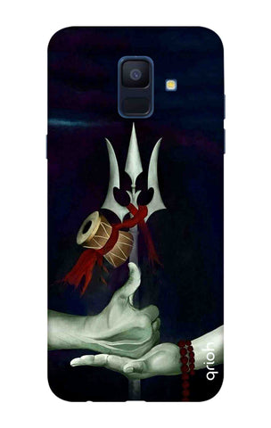 Shiva Mudra Samsung A6 Cases & Covers Online