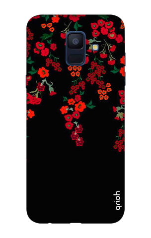 Floral Deco Samsung A6 Cases & Covers Online