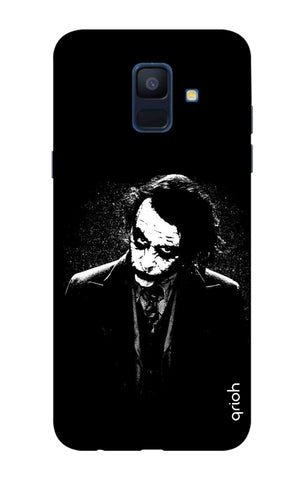 Black Satan Samsung A6 Cases & Covers Online