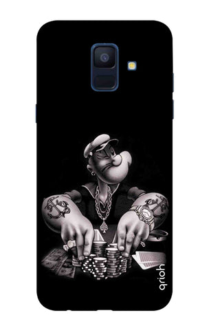 Rich Man Samsung A6 Cases & Covers Online