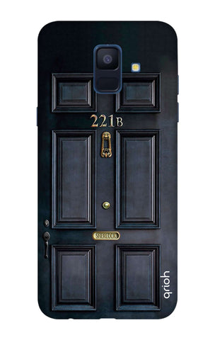 Baker Street Door Samsung A6 Cases & Covers Online