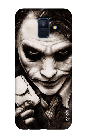 Why So Serious Samsung A6 Cases & Covers Online