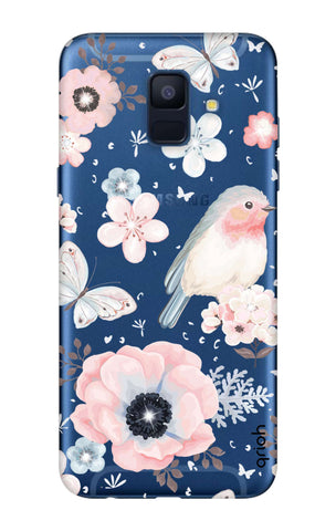 Nature's Beauty Samsung A6  Cases & Covers Online