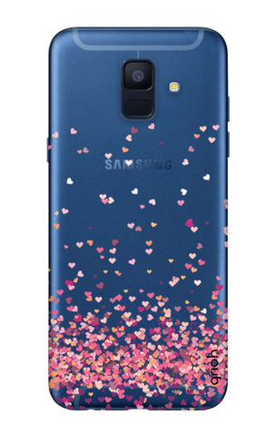 Cluster Of Hearts Samsung A6  Cases & Covers Online