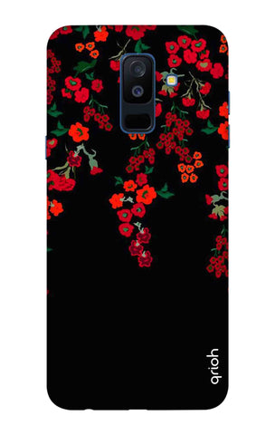 Floral Deco Samsung A6 Plus Cases & Covers Online