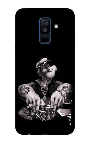 Rich Man Samsung A6 Plus Cases & Covers Online