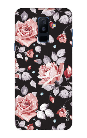 Shabby Chic Floral Samsung A6 Plus Cases & Covers Online