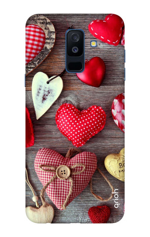 Be Mine Samsung A6 Plus Cases & Covers Online
