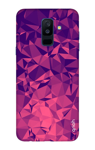 Purple Diamond Samsung A6 Plus Cases & Covers Online
