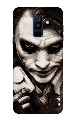 Why So Serious Samsung A6 Plus Cases & Covers Online