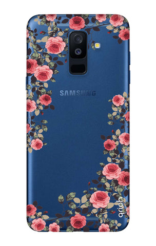 Floral French Samsung A6 Plus  Cases & Covers Online