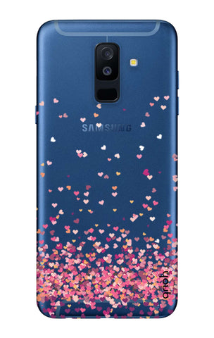 Cluster Of Hearts Samsung A6 Plus  Cases & Covers Online