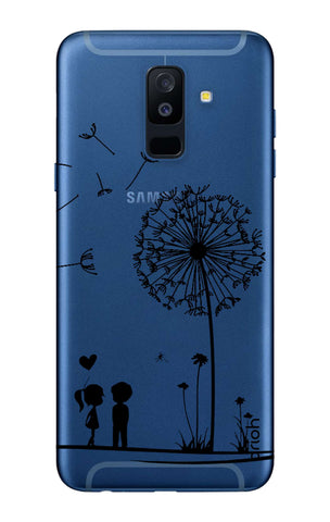 Lover 3D Samsung A6 Plus  Cases & Covers Online