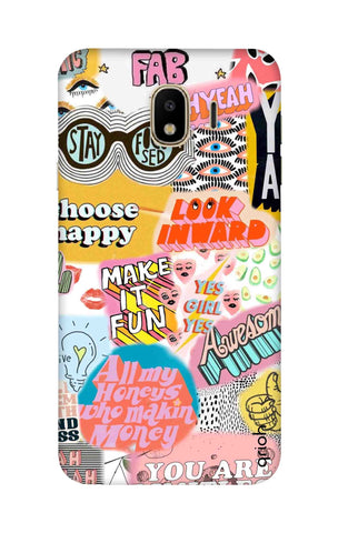 Make It Fun Samsung J4 Cases & Covers Online