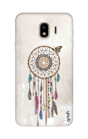 Butterfly Dream Catcher Samsung J4 Cases & Covers Online