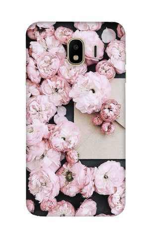 Roses All Over Samsung J4 Cases & Covers Online