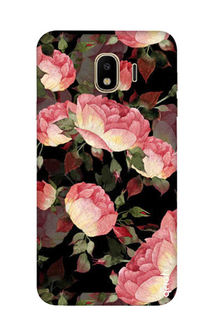 Watercolor Roses Samsung J4 Cases & Covers Online